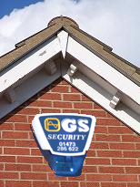 GS Security Ipswich - Wall Security Bell